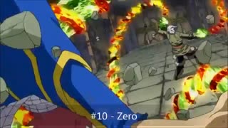 FAIRY TAIL - TOP 15 of the strongest Wizards
