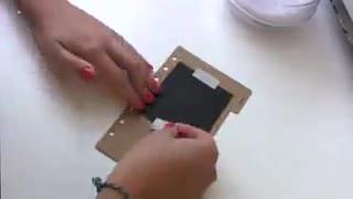 ایده برای ساخت دفترچه خاطرات