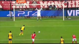 خلاصه بازی : بایرن مونیخ  5 - 1  آرسنال