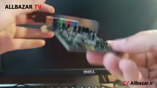 جعبه گشایی کارت صدا کریتیو Creative Sound Blaster Audigy Fx
