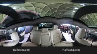 ویدیو 360 درجه : چرخش کامل در اسپورتیج 2017 در غرفه کیا نمایشکاه خودرو تهران