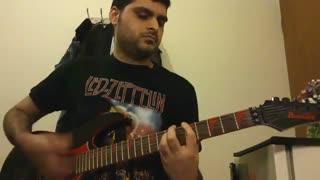 توهم(illusion) از Minus 1 با گیتار الکتریک