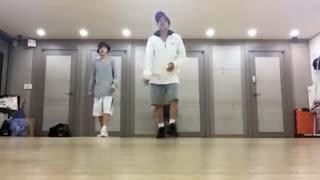 Jhope street dance (هپی هوپ دی )/توضیحات هوپی مود