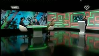 شرح ترور شاپور بختیار با حضور انیس نقاش در آنتن زنده تلویزیون!