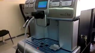 دستگاه قهوه ساز Saeco Aulika Top HSC