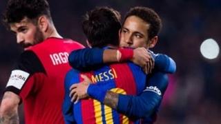 خلاصه بازی : بارسلونا 2 - 1 لگانس
