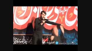 سید علی مومنی-فاطمیه1395