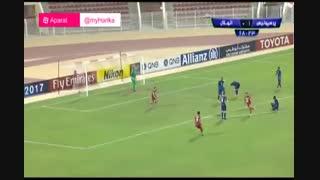 پرسپولیس 1  - 1  الهلال عربستان (سوپرگل مسلمان)