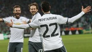 خلاصه بازی : سنت اتین  0 - 1 منچستریونایتد
