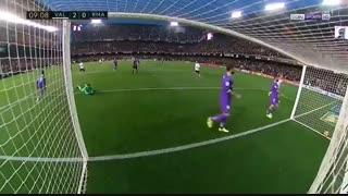 خلاصه بازی : والنسیا 2 - 1 رئال مادرید