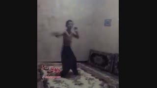 King Fun: کلیپ رقص (بچه مچه نبینه)