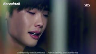 ❤ دلم تنگه واسه عطر گل یاس❤ میکس عاشقونه و غمگین کره ای
