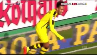 خلاصه بازی : فرایبورگ 0 - 3 دورتموند