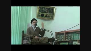 سخنرانی استاد یزدان پناه نیاکی دردهه دوم فاطمیه95/یکی از مقاطع قیامت بنام مقطع عرض اعمال/روزپنجم
