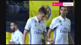 ( ویارئال 2  - 3 رئال مادرید (بازگشت رویایی)