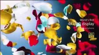 ویدئوی تبلیغاتی رسمی: اکسپریا XZ Premium